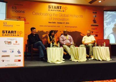 Panel of Start up Capital - New Delhi