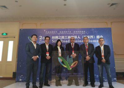 Mr. Dylan Tan, Mr. Yang Yen Thaw, Dr. Tham Lai Leng, Mr. George Abraham, Mr. David Chew, Mr. Shawn Toh